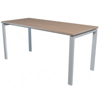Стол NT 160x70 вяз натуральный/серый